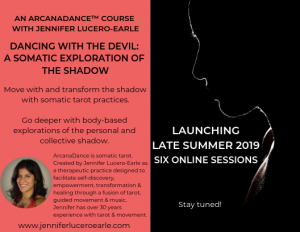 Advertisement for Shadow Online Course