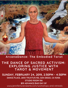 ArcanaDance Sacred Activism