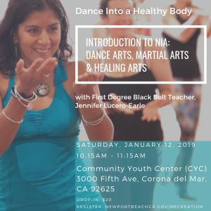 Dance Into a Healthy Body