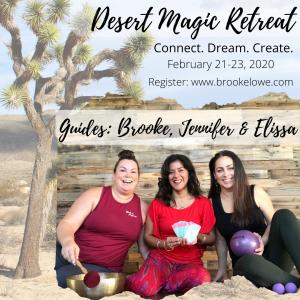 Desert Magic Retreat Group Photo (1)
