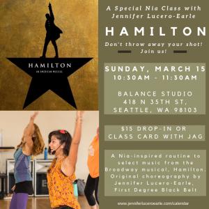Hamilton March 15 2020