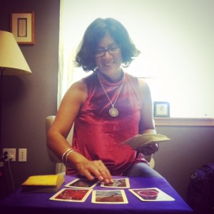 Jennifer Reading Tarot