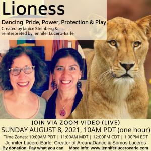 Lioness August 8