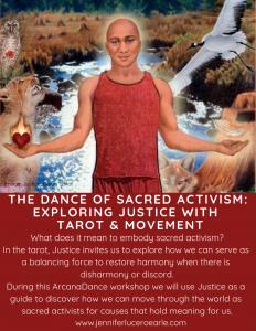 Sacred Activism Blank