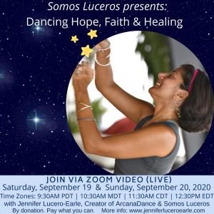 Somos Luceros Sept 19 and 20