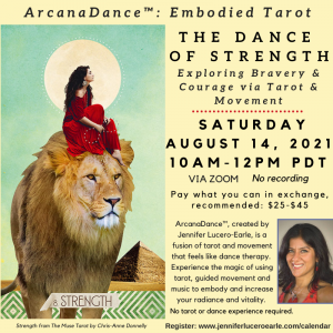 Strength Aug 14