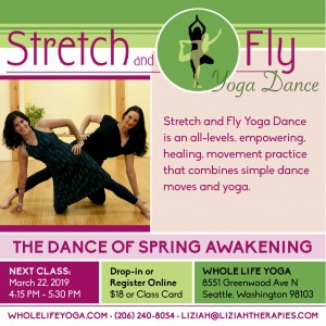 Stretch and Fly Yoga Dance 2020-01-19