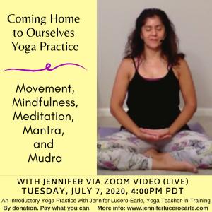 Yoga July 7