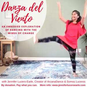 Danza del Viento blank