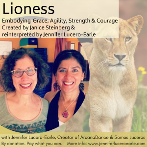 Lioness recording