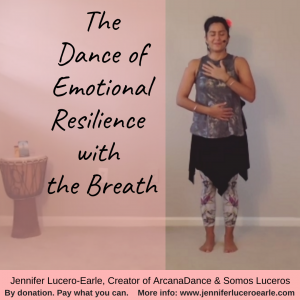 Resilience and Breath Recording
